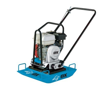 OX Professional Plate Compactor