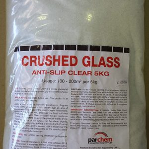 Crushed Glass - Anti Slip Additive