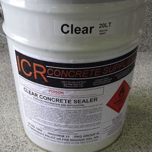 ICR Concrete Sealer