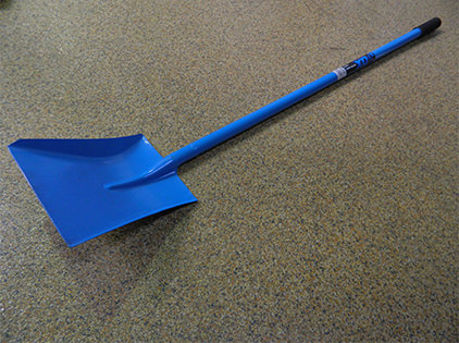 Square Mouth Long Handle OX SQ/M Long Handle Shovel