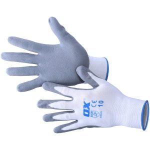 Safety Nitrile Gloves