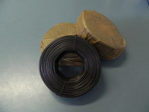 tie wire coil, concrete reinforcing, steel reinforcement