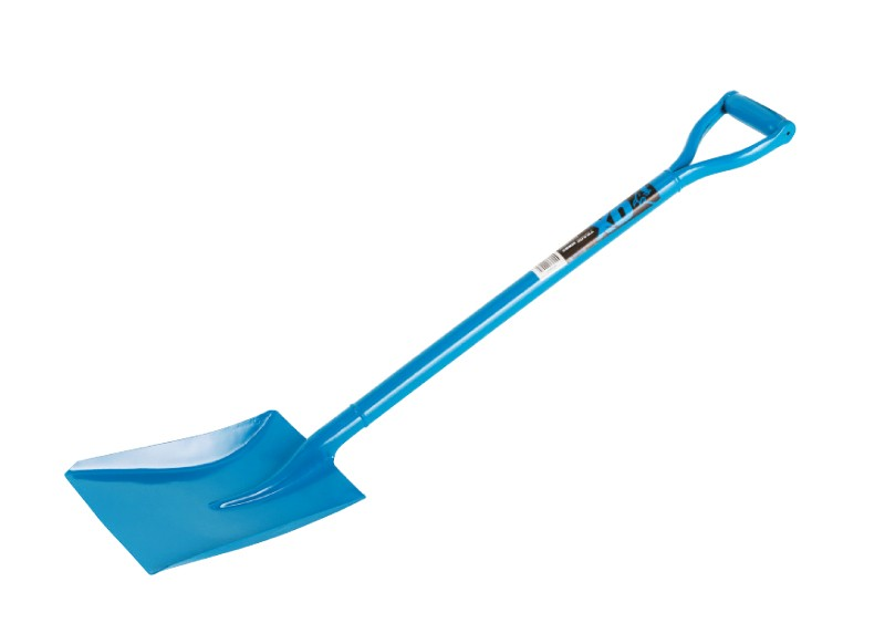 Square Mouth 1040mm D-Handle OX SQ/M 1040mm 'D' Handle Shovel